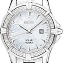 Seiko Solar 3-Hand with Date Women's watch #SUT071 Photo